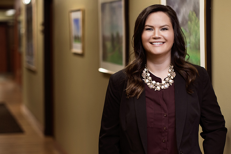 Dorsey & Whitney Trust Company | Jessica Colman (Trust Officer)