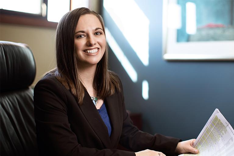 Dorsey & Whitney Trust Company | Stephanie Rebnord (Trust Tax Officer)